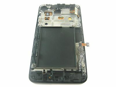 Full LCD Display+Touch Screen+Frame FOR Samsung Galaxy S2 Plus GT-i9105~Black