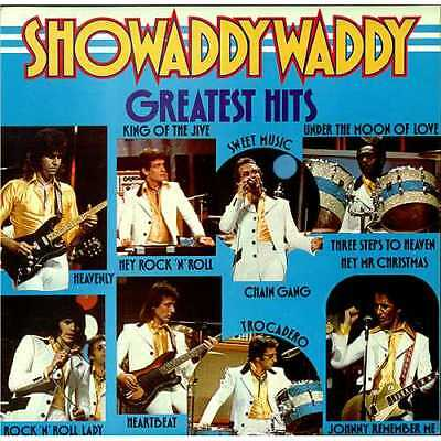 SHOWADDYWADDY Greatest Hits UK Vinyl  LP Record EXCELLENT CONDITION best of