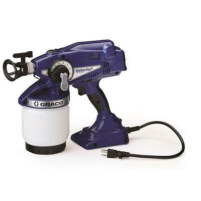 GRACO 16N659 TRUECOAT PLUS II ELECTRIC PAINT SPRAYER Free Shipping