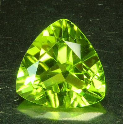 PERIDOT       tolle  Farbe  und Feuer      2,23 ct