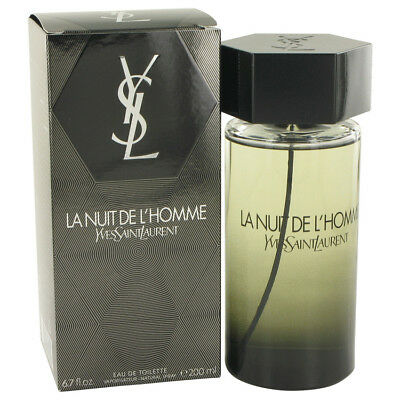 La Nuit De L'homme by Yves Saint Laurent EDT Spray 200ml