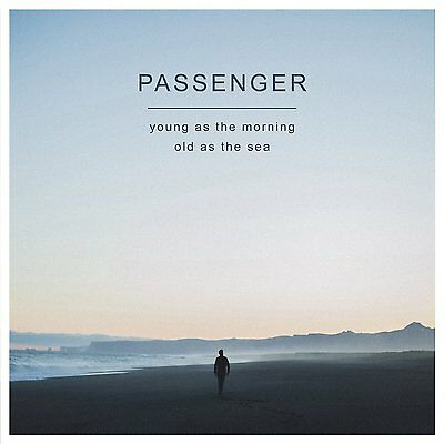Passenger 'young As The Morning Old As The Sea' Vinyl Lp (2016)