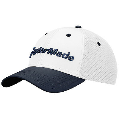 2017 Taylormade Mens Performance Cage Golf Cap - New Sports Baseball Hat Tour