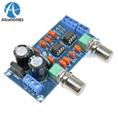 Finished Low-pass Filter NE5532 Subwoofer Process Circuit For Amplifer Module