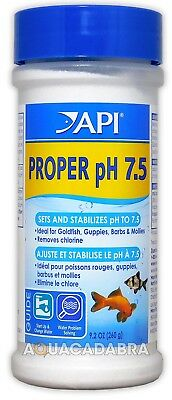 Api proper ph 7 5 ph buffer adjuster freshwater aquarium for How to raise ph in fish tank