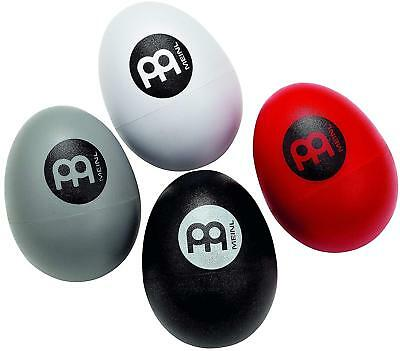 Meinl ES-SET Hand Percussion Plastic Egg Shakers ESSET Set Of 4