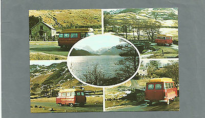 Postbus Cards - Grizedale Forest(The English Lake District) & Martindale-Penrith