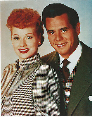 I Love Lucy 8 X 10 Photo With Ultra Pro Toploader