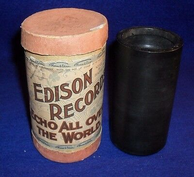 Early Edison 2M Cylinder Record # 7475 SWEET MAGNOLIAS BLOOM - HARLAN & STANLEY