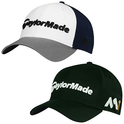 2017 TaylorMade Mens 39Thirty Golf Cap - New Era Sports Baseball Hat M1 Psi TMaG