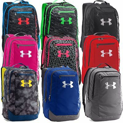 Under Armour 2017 Hustle LDWR Storm Backpack Gym Bag / School Bag / Laptop Bag