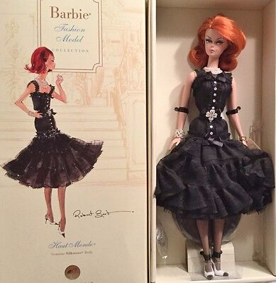 "BFMC BFC Fashion Model Silkstone Robert Best L9604 2008 ""Haut Monde"" Barbie NRFB"