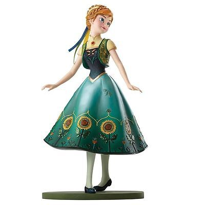 Anna Frozen Fever Disney Showcase Resin Figurine - Enesco