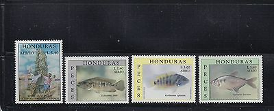 Honduras 1997 Two Complete  Mint Never Hinged Sets