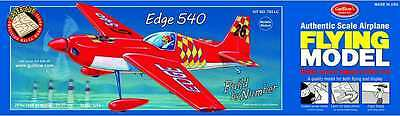 The Edge 540 Guillow's Balsa Wood Flying Model kit#703