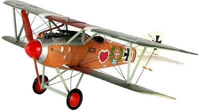 Albatross D. III WW1 Bi-Plane 1/72 scale revell skill 3 plastic model kit#4062