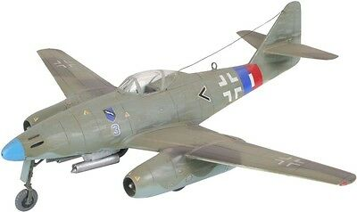 Me 262 A1a Jet Fighter-Bomber 1/72 scale skill 3 Revell plastic model kit#4166