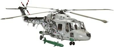 Westland LYNX HAS.3 Helicopter 1/32 scale skill 5 Revell plastic model kit#4837