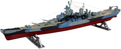 USS MISSOURI Battleship 1/535 scale skill 3 Revell plastic model kit#5092