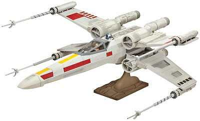 Star Wars X-wing Fighter 1/30 scale Snap skill 2 Revell plastic model kit#1894