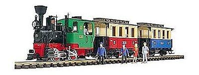 Lgb G Scale European Passenger Starter Set With Sound | Bn | 72302