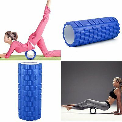 Foam Roller Trigger Point Gym Sports Massage Physio Injury Yoga Roller 100% New