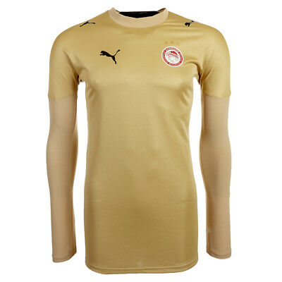 Olympiacos Pirée Chandail Puma 732230-01 Grèce Jersey Manches longues neuf