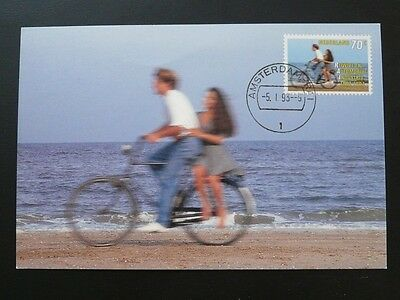 bicycle cycling maximum card Netherlands 72047