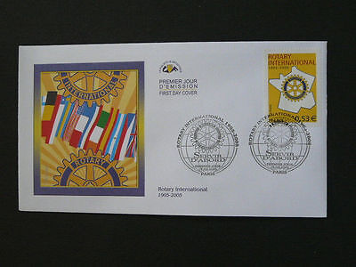 rotary club * more ROTARY in my store* FDC 35730