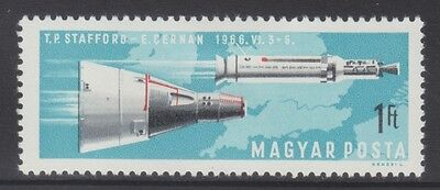 Hungary 1966 - Ricerca Spaziale - Ft. 1 - Mh