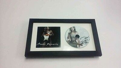 ANA POPOVIC Unconditional SIGNED + FRAMED CD Album Blues
