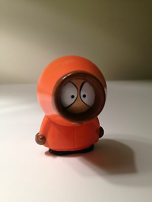 South Park Toy 4.5cm Figure Kenny McCormick 1998 Comedy Central