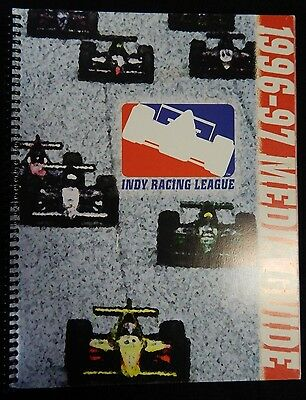 1996-97 Indy Racing League Media Guide