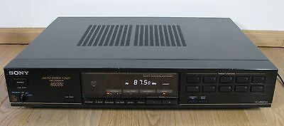 Sony ST-S800ES High-End Stereo Tuner