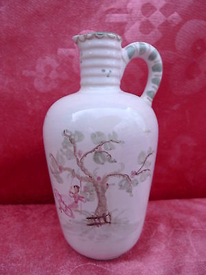 Beautiful, Antique Bottle (Vase __CERAMICS__unterglasur-malerei__