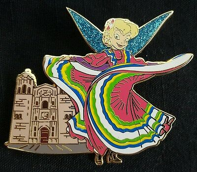 Disney Auctions - Tinker Bell International (Mexico) LE 100 Pin JUMBO Limited Ed
