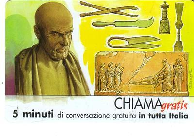 Chiamagratis - Ippocrate - 460-377 A.c - N° 22 - Nuova - Master