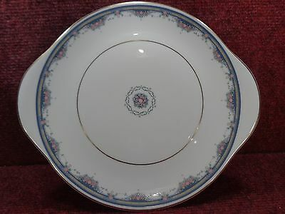 """ROYAL DOULTON  """"ALBANY""""  Floral Swags 10.5"""" CAKE  PLATE  H 5121 -FREE UK POSTAGE"""
