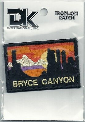 Bryce Canyon Utah Souvenir Patch