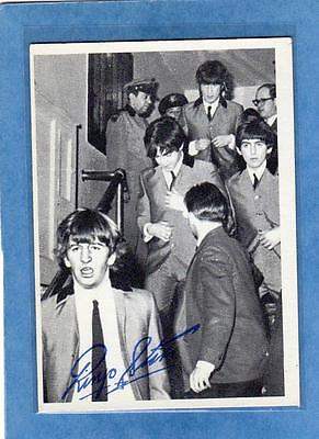 The Beatles US Original Topps 1960's 2nd Series Gum Card # 113