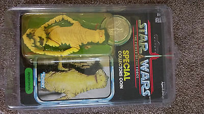 Vintage Starwars Power Of The Force Amanaman Moc
