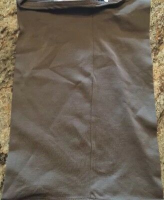 New Military Army Issued Brown Neck Gaiter, #p7