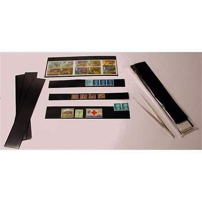 100 BULK Hawid STYLE Mount Strips - 210x48mm - Black