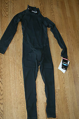 Bauer Kevlar Core Full Length Compression Protective Base Layer Youth S #1034518