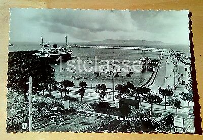 c.1950 Valentine's Glossy Photograph Postcard - Dun Laoghaire Bay, Dublin NM