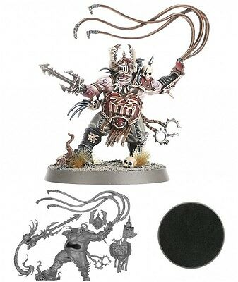 Chaos Khorne BLOODSTOKER Lord Flayer Age of Sigmar