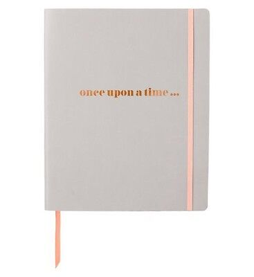 Zoella Lifestyle - Once Upon A Time Writing Journal