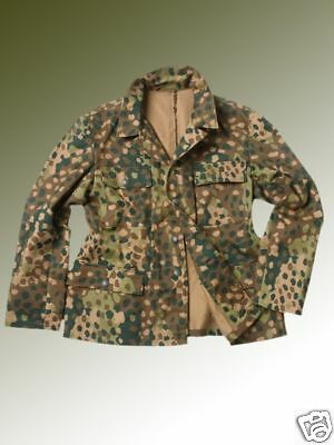 WH Field jacket M44 Erbsentarn Ticking Size 54 Uniform Armed forces