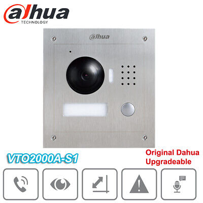 Dahua VTO2000A POE 1.3MP Villa Video Intercom Outdoor Station Video Door Phone