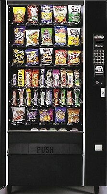 Automatic Products Snack & Candy Vending Machine - Model LCM3